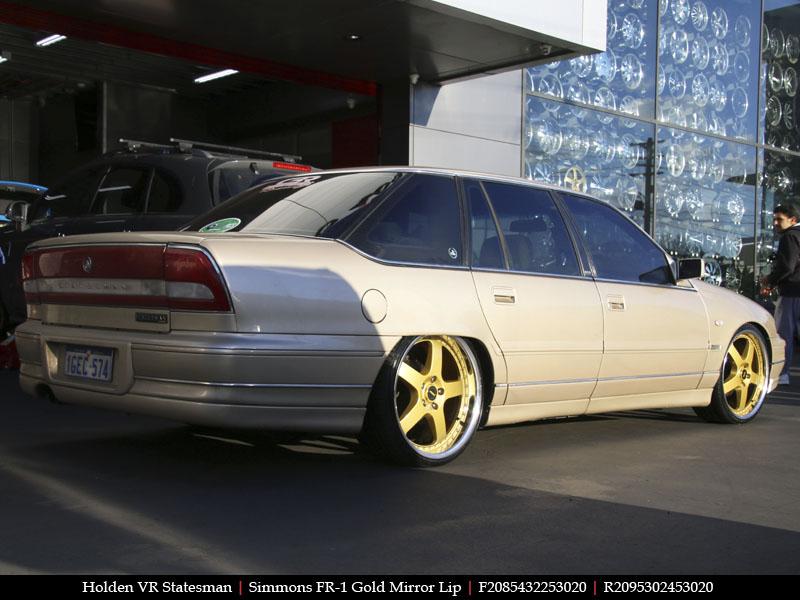 Wheels Gallery Simmons Wheels
