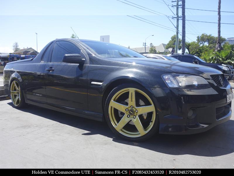 Wheels Gallery / Simmons Wheels