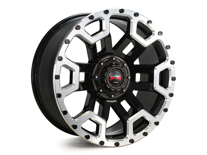 20 Inch Simmons MAX X08 - Simmons MAX X Series