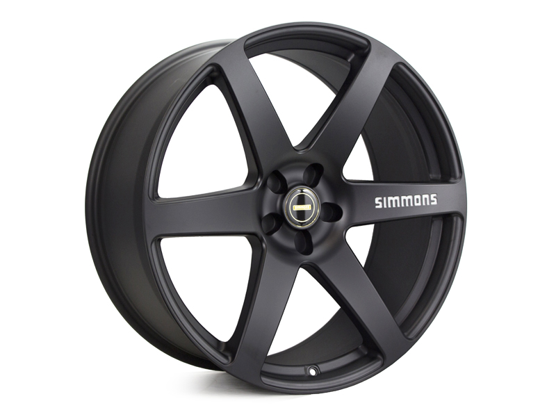 22 Inch Simmons S6  - Simmons S6 and S6S Series