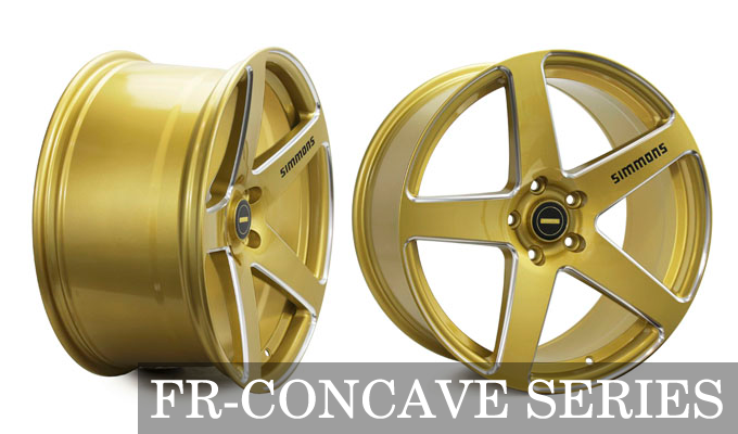 Simmons FR-Concave Series